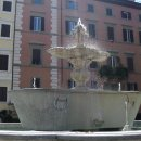 Rome Farnese Square